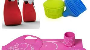 Will <b>Silicone</b> Replace BPA-Free Plastics For Kids' Products?