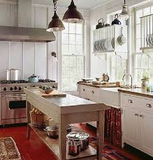 Country Cottage Kitchen Designs