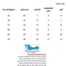 Footwear Size Chart India Vs Us Unique European Shoe Size Chart To Us Digibless