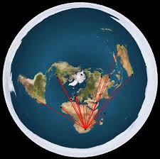 Flat Earth Flight Patterns Classy A Direct Test Of The Flat Earth Model Flight Times Creation