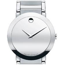 movado men s 606093 sapphire stainless steel bracelet watch amazon com