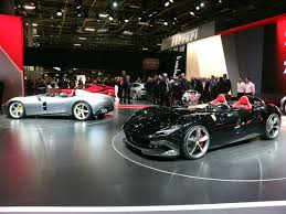 ferrari monza sp1 sp2 special editions offered