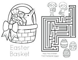 Coloring Pages Free Printable Easter Printable Coloring Pages Free
