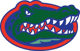 Florida Gators logo | Sports Logos | Florida gators, Florida, Gator logo