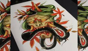 эскизы тату в японском стиле фото 1 япония тату эскизы фото