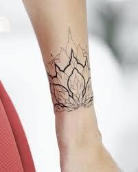 татуировка браслет орнамент идеи для татуировки запястье Tattoo