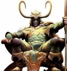Resultado de imagen de Loki demonio