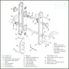 storm door handle replacement parts door handles storm door parts pella storm door latch parts sliding screen door hardware parts