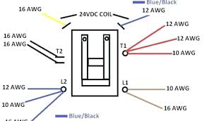 3 pole wiring diagram square d contactor fine lighting gallery for ac compressor contactor wiring diagram regard to by single pole