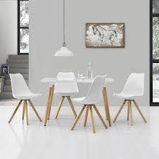 Encasa Esstisch 120x70cm Mit Stühlen Küchentisch Esszimmer Tisch