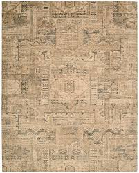 add some energy large scale geometric rugs