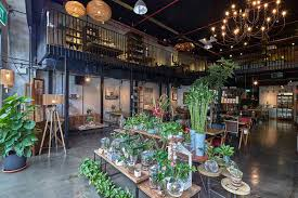 Small Picture Check out Knots Living a furniture store cafe and flower shop