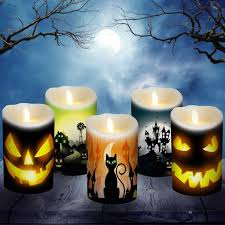customize your luminara candles for with decorative candle wraps