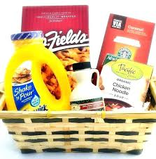 surgery reery gift baskets gifts basket see more hysterectomy heart brain after get well ideas for