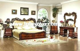 Reclaimed Wood Bedroom Furniture Set Enchanting Modern – Source ...