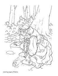 Coloring Pages Fairies Fairy Tales Coloring Pages Fairy Coloring