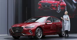 Hyundai to launch Genesis compact sedan in U.S.