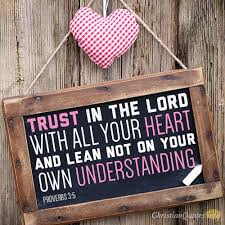 Trust In The Lord Quotes Magnificent 48 Powerful Quotes About Trust ChristianQuotes