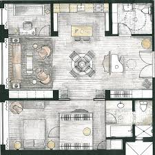 Floor Plan Soho Loft ARCHITECTURE Pinterest Soho Loft Soho - Loft apartment floor plans