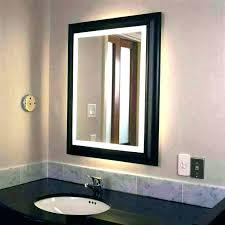 wall makeup mirror with lights wall wall mounted makeup mirror with lights australia