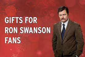 parks and recreation gifts for ron swanson fans