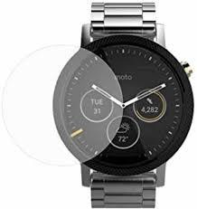 moto 2nd gen watch. izap tempered glass guard for moto 360 (2nd gen) smartwatch (46mm) 2nd gen watch