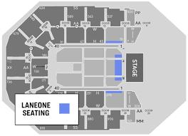 Spark Arena Seating Chart Tickets Fleetwood Mac Fleetwood Mac In Concert Auckland
