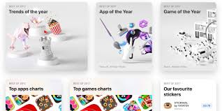 App Store Game Charts Apple Announces App Of The Year Game Of The Year And Best