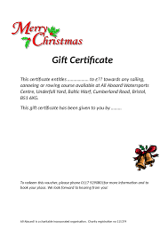 gift certificates format 34 creative christmas gift certificate templates twihot