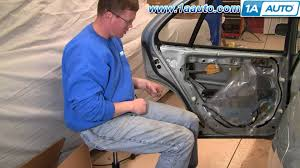 how to install replace broken rear outside door handle toyota how to install replace broken rear outside door handle toyota camry 92 96 1aauto com