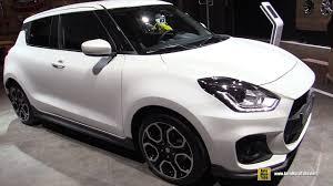2018 suzuki swift sport interior. plain swift 2018 suzuki swift sport  exterior and interior walkaround 2017 frankfurt  auto show and suzuki swift sport interior
