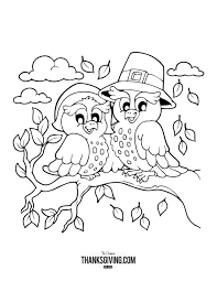 Free Thanksgiving Fantasy Coloring Pages 7 Christian Printable Books