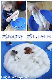 Girls - And Fun Snow How For Boys Make Slime To Frugal