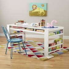 modern kids activity table kids wooden