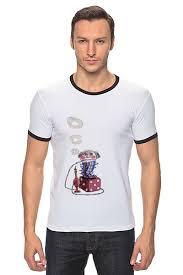Футболка Рингер <b>Странная гусеница</b> курит кальян #2073063 от ...