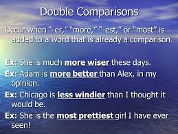 Comparative and Superlative Adjectives and Adverbs - ppt video online  download