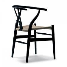 ch24 wishbone chair