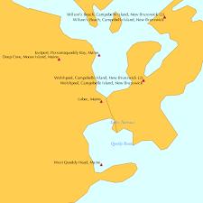 Ocean Tide Chart Maine Lubec Maine Tide Chart