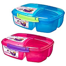 under armour lunch box. image of sistema® triple split lunch box under armour