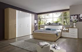 Schlafzimmer In Eiche Absetzung Weiß Möbelhaus Pohl