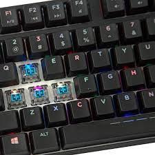 Bàn Phím Cơ DareU DK880 RGB D Switch Tenkeyless