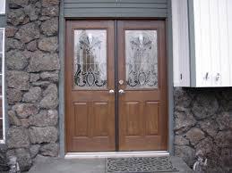 exterior double doors. Image Of: Classic-fiberglass-exterior-doors Exterior Double Doors N