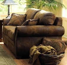 Microfiber Living Room Furniture Homelegance Wrangler 3 Piece Microfiber Living Room Set In Brown