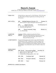 Good Objective For Resume Interesting Resume Good Objectives For Resume New Career Lovely Inspirational