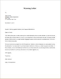 Verbal Warning Sample Employment Verbal Warning Rome Fontanacountryinn Com