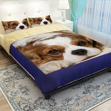 boxer puppy printed bedding set 3 600x600 boxer puppy printed bedding set