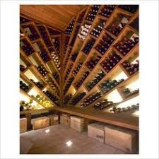 wow awesome wine cellar
