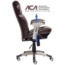 chair serta chairs at home back in motion health and wellness mid p office chair big