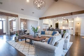 dallas architectural elements with rectangular area rugs family room farmhouse and hardwood flooring living design ideas