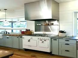 grey green kitchen cabinets s with painted